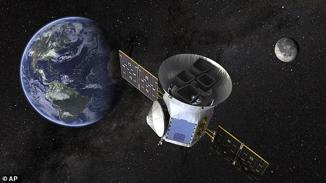 SETI is forming partnerships all over the world in its search for alien life, as in October the group announced its alliance with NASA to use its Transiting Exoplanet Survey Satellites (TESS) to search for 'technosignatures' in deep space