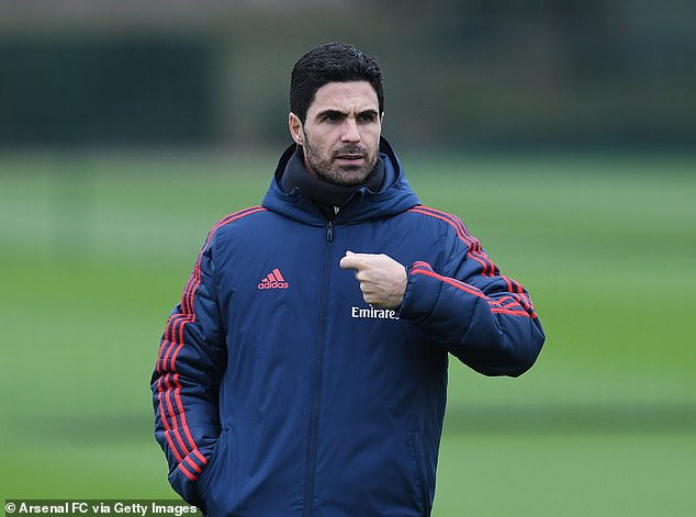 Arteta is enjoying his job managing Arsenal but had the opportunity to coach Newcastle