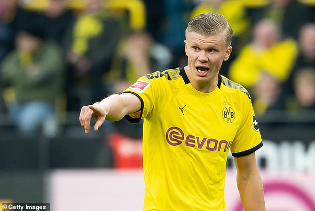 The club missed out on players including Erling Braut Haaland, who joined Borussia Dortmund