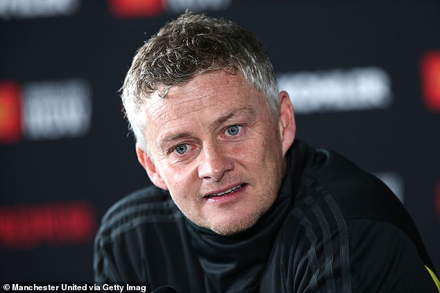 Ole Gunnar Solskjaer is concerned over his Manchester United future after a poor January